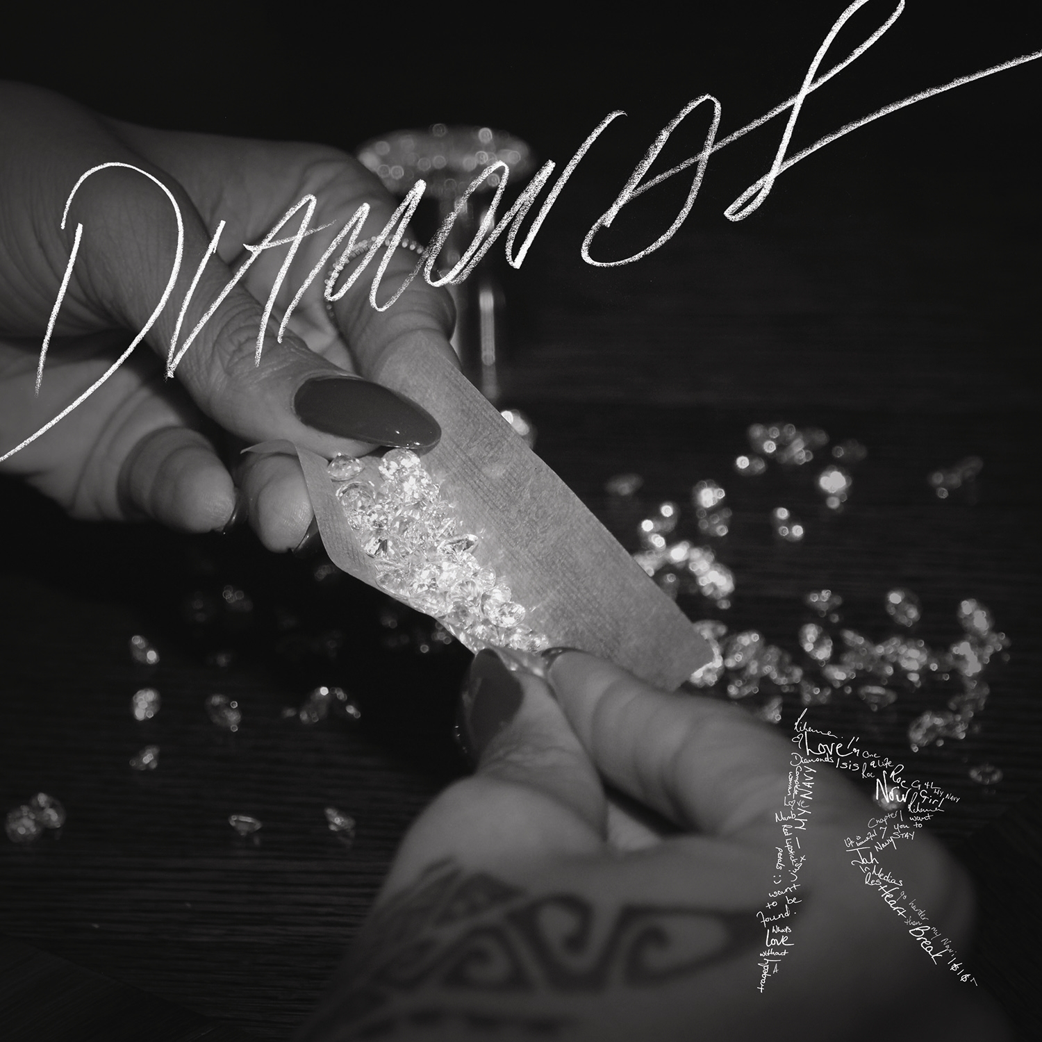 Rihanna 'Diamonds'