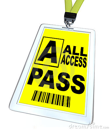 what is the all access tour