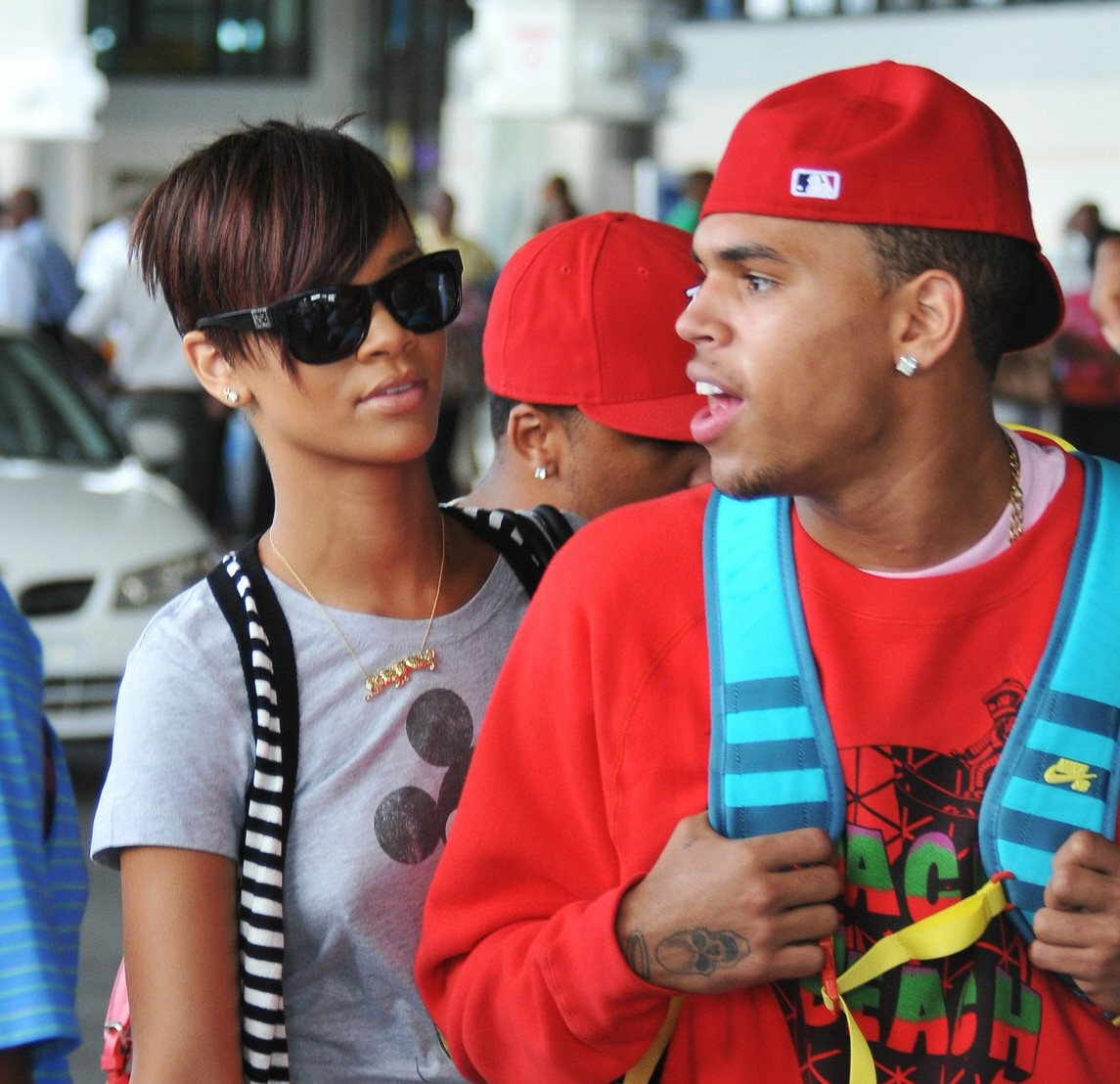 rihanna chris brown new girlfriend