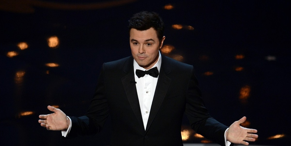 Fucking Friday: Seth MacFarlane