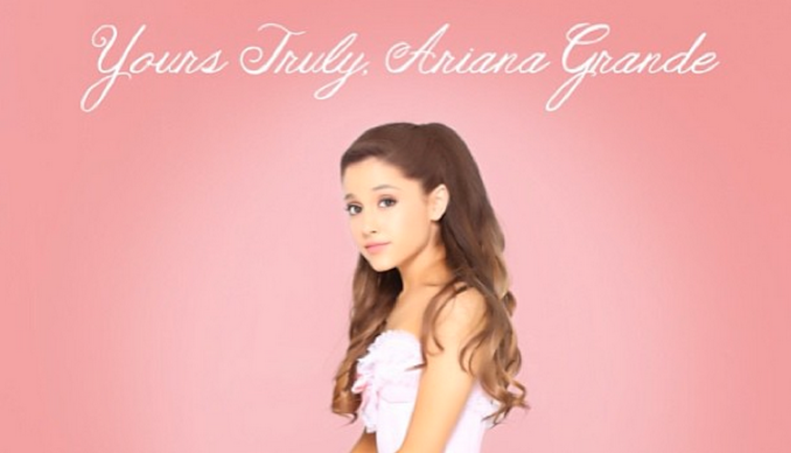 review ariana grande yours truly 20 watts