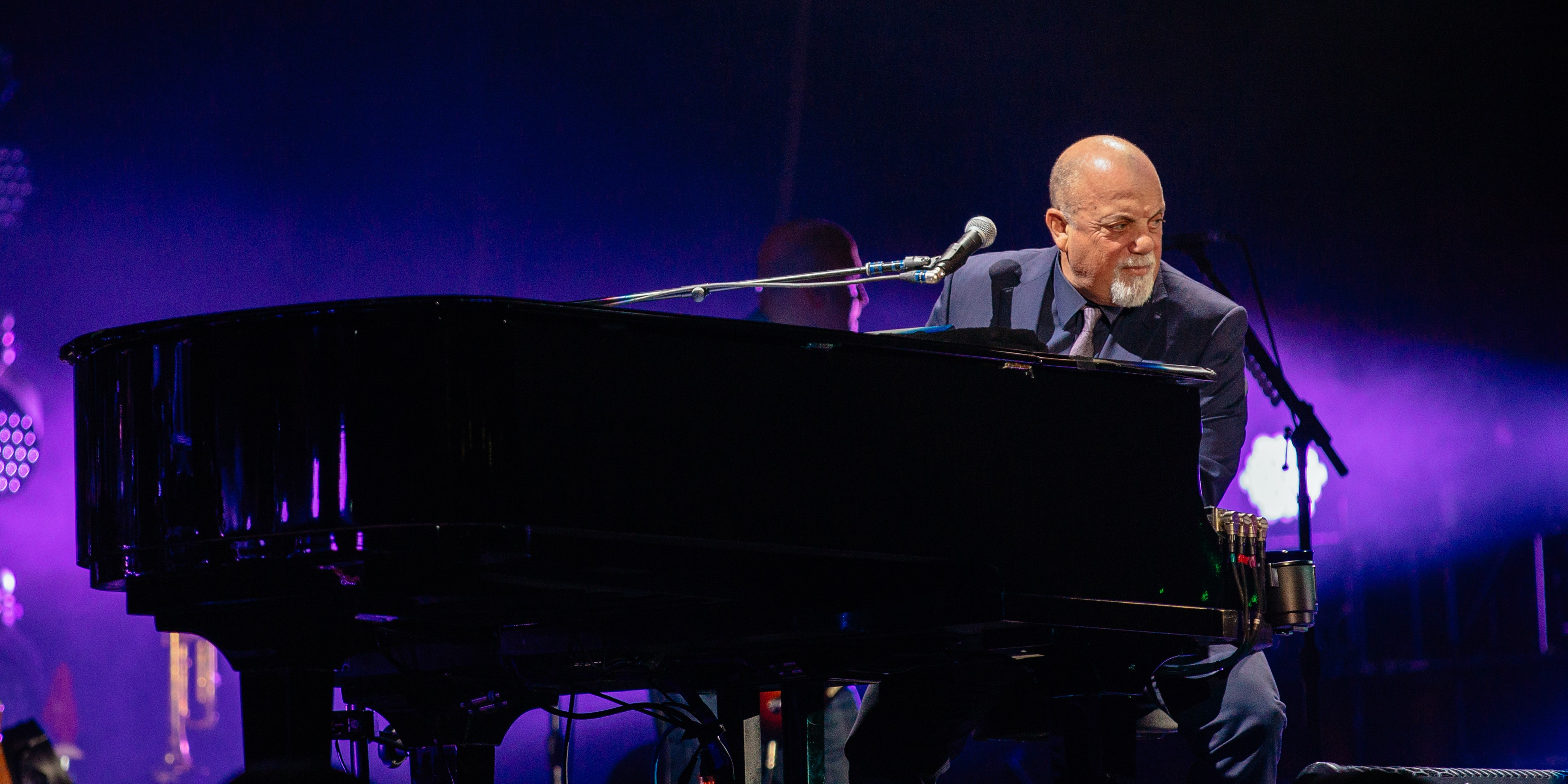 Billy Joel in the Carrier Dome
