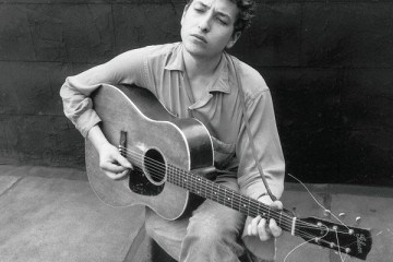 Bob Dylan | photo via artist's Facebook