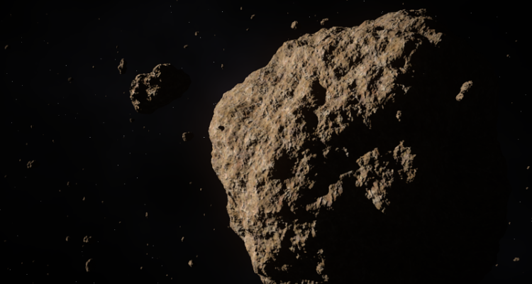 famous asteroids and comets - photo #15