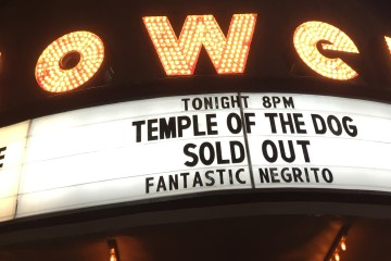 Temple of the Dog at the Tower Theater | photo by Emily Kelly