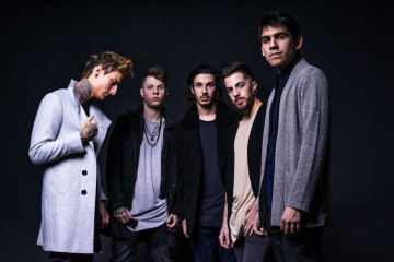 Crown The Empire | photo by Danny Suede
